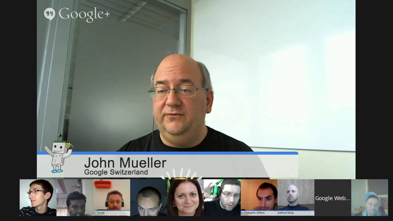 John Mueller on URL submit tool