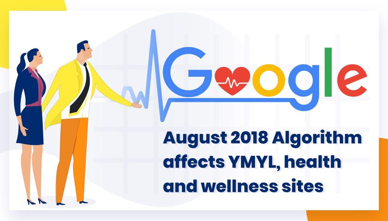 Google Medic Update - August 2018