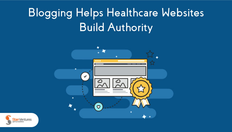 Blogs in Health and Wellness Websites Build Authority