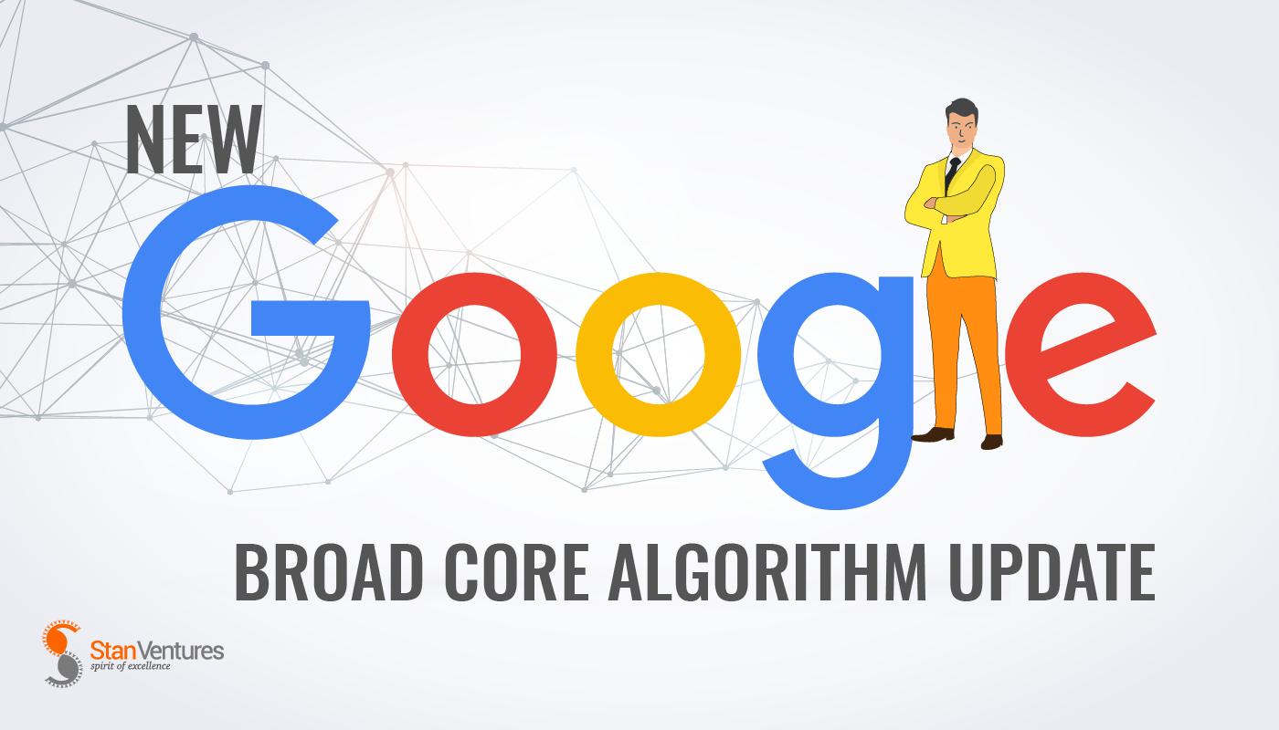 broad core algorithm update 2019