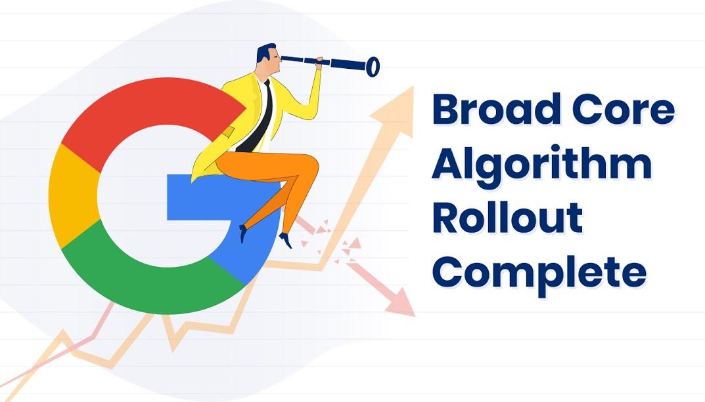 Broad Core Algorithm Update - Stan Ventures