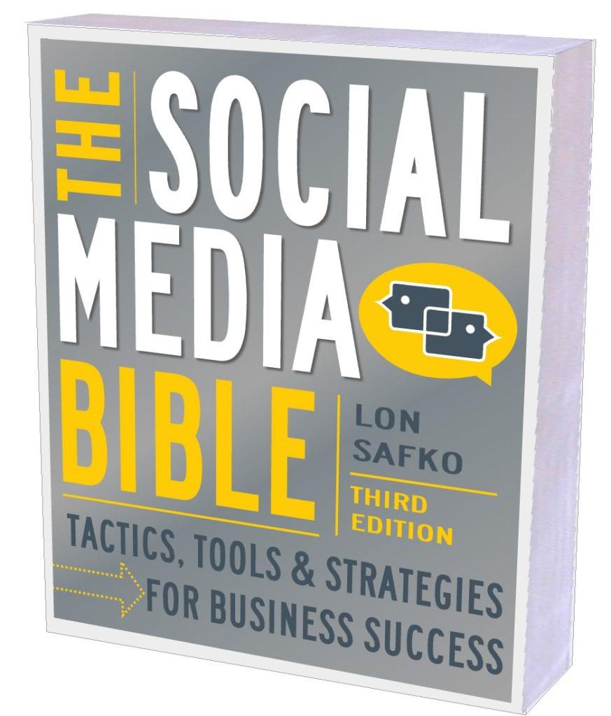 Social Media Marketing Book by Lon Safko