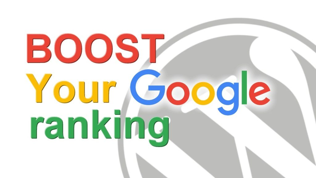 Tools to boost google ranking