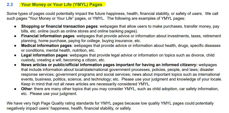 Your Money or Your Life Pages