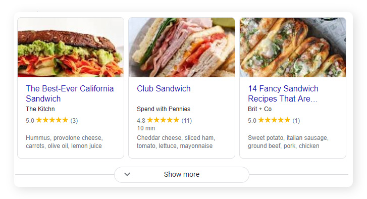 rating-review-serp-feature