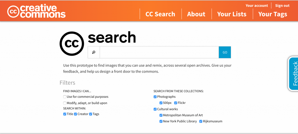 ccsearch browser