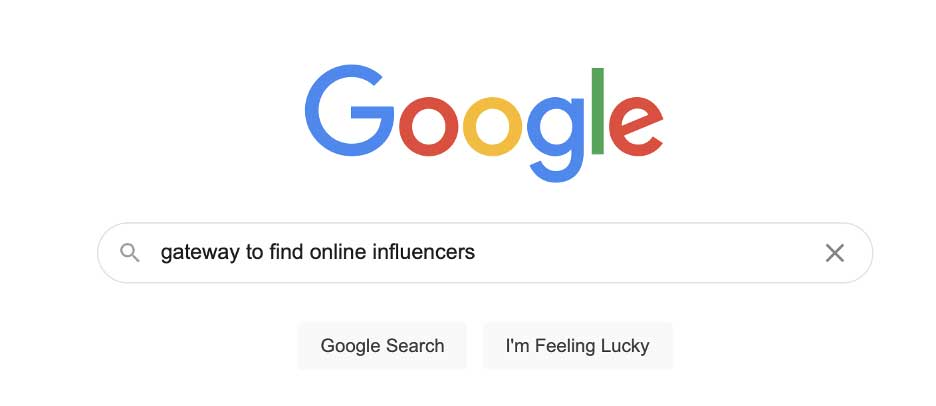 find influencers for outreach