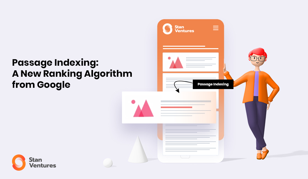 Passage indexing a new ranking algorithm
