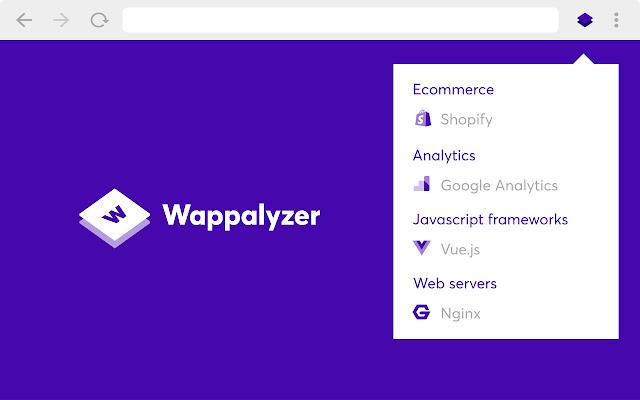 Wappalyser